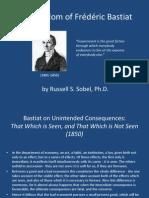 The Wisdom of Frédéric Bastiat