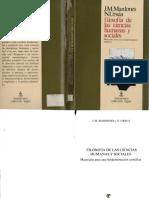151468098 MARDONES Filosolfia de Las Ciencias Humanas y SocialesCRP