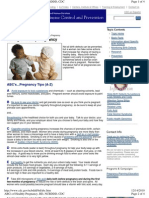 Pt Ed Birth Defects & Nutrition CDC