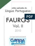 FAURGS Volume II 76 Paginas