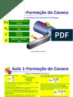 Aula 1-Formacao Do Cavaco