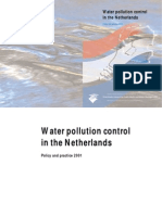 Water Pollution Control in the Netherlands 2001