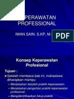 1 Keperawatan Professional