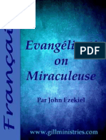 French - Evangelisation Miraculeuse