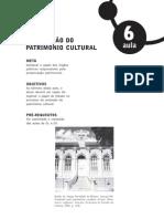 Patrimonio Cultural Aula 6