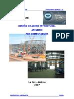Curso de Estructuras Metalicas Con SAP2000