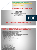 4.Tema.la Constitucion Uruguaya.
