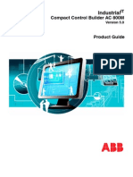 3BSE041586R101 - En Compact Control Builder AC 800M Version 5.0 Product Guide