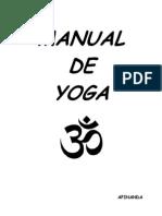 Manual de Yoga