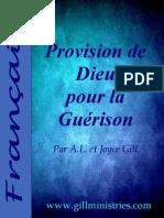 French - La Provision de Dieu Pour la Guerison