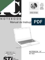 Manual de Instruções NI 1401