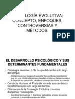 CLASE 1 Psicología Evolutiva concepto, enfoques, controversias y métodos.