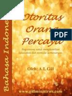 Indonesia - Otoritas Orang Percaya