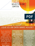 Data Warehouse UIII Presentacion 2