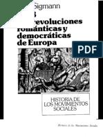 Sigmann Jean - 1848 Las Revoluciones Romanticas Y Democraticas