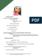 CV André Cunha 2013