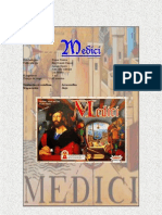912 Medici Reglas de Juego