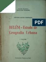Belém. Estudo de Geografia Urbana. 1º volume.pdf