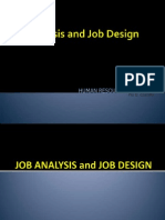 2 Job Analysis and Job Design