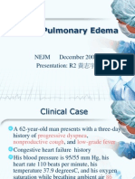 2007.06.27 Acute Pulmonary Edema