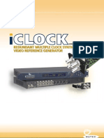 Review Brochure iCLOCK 07-2006 Screen