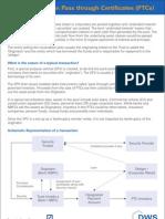 Understanding PTCs