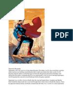 Superman Biography