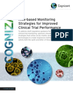 Risk-based Monitoring Strategies for Improved Clinical Trial Performance