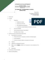 CENTRO DE FORMACIÓN Y ENTRENAMIENTO DE PARIA