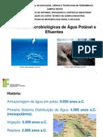 Análise Microbiológica Água e Efluentes