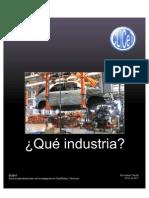 Que Industria
