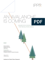 An Avalanche is Coming