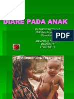 Lecture 11--Diare Pada Anak