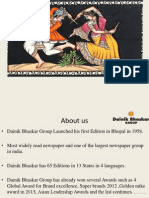 Introduction to dandiya. by vinit verma