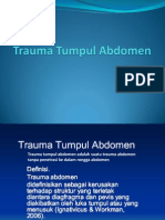 Trauma Tumpul Abdomen.ppt