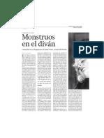 Monstruos en El Divan