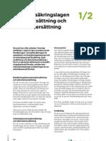 Socialförsäkringslagen för sjukersättning och aktivitetsersättning