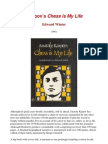Edward Winter - Karpov's 'Chess is My Life'