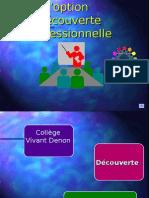 présentation decpro