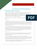 Role of Incentives Rewards