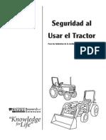 Seguridad en Tractores