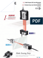 keyence laser micrometer