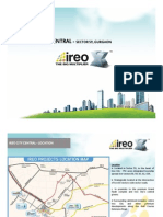 Ireo City Central | Ireo New Commercial Project in Ireo City  Golf Course Extn Road Gurgaon