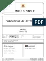 PIANO DEL TRAFFICO URBANO COMUNE SACILE
