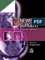 Newborn Surgery