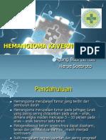 Hemangioma Kavernosa