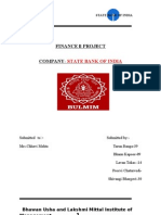 20968435 State Bank of India Project Financing (1)