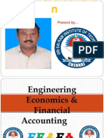 ENGINEERING ECONOMICS & FINANCIAL ACCOUNTING - 1