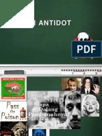 Terapi Antidot