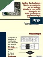 02 03 Viabilidade Tecnica e Economica de Sistema Estrutural Com Perfis Laminados Em Empreendimentos Habitacionais de Interesse Social